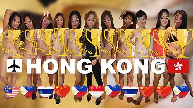 Hookers of Hong Kong